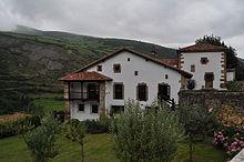 Papercraft de la Casona de Tudanca en Cantabria, España. Manualidades a Raudales.