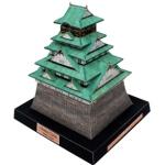 Papercraft - Japón - Castillo Osaka