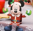 Papercraft - Mickey Santa Claus