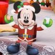 Papercraft - Mickey Santa Claus