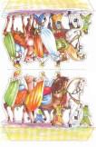 Recortables navideños - Belen recortable - Reyes Magos