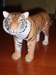 Papercraft de un Tigre de Bengala / Bengal Tiger. Manualidades a Raudales.