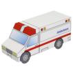 Paper model de una Ambulancia.  Manualidades a Raudales.