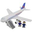 Paper model de un Avión pasajeros. Manualidades a Raudales.