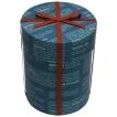 Papercraft - Caja de regalo azul