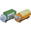 Paper model de un Camión. Manualidades a Raudales.