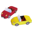 Paper model - Coche descapotable