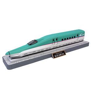 "Paprecraft del Shinkansen Series E5 ""Hayabusa"". Manualidades a Raudales."
