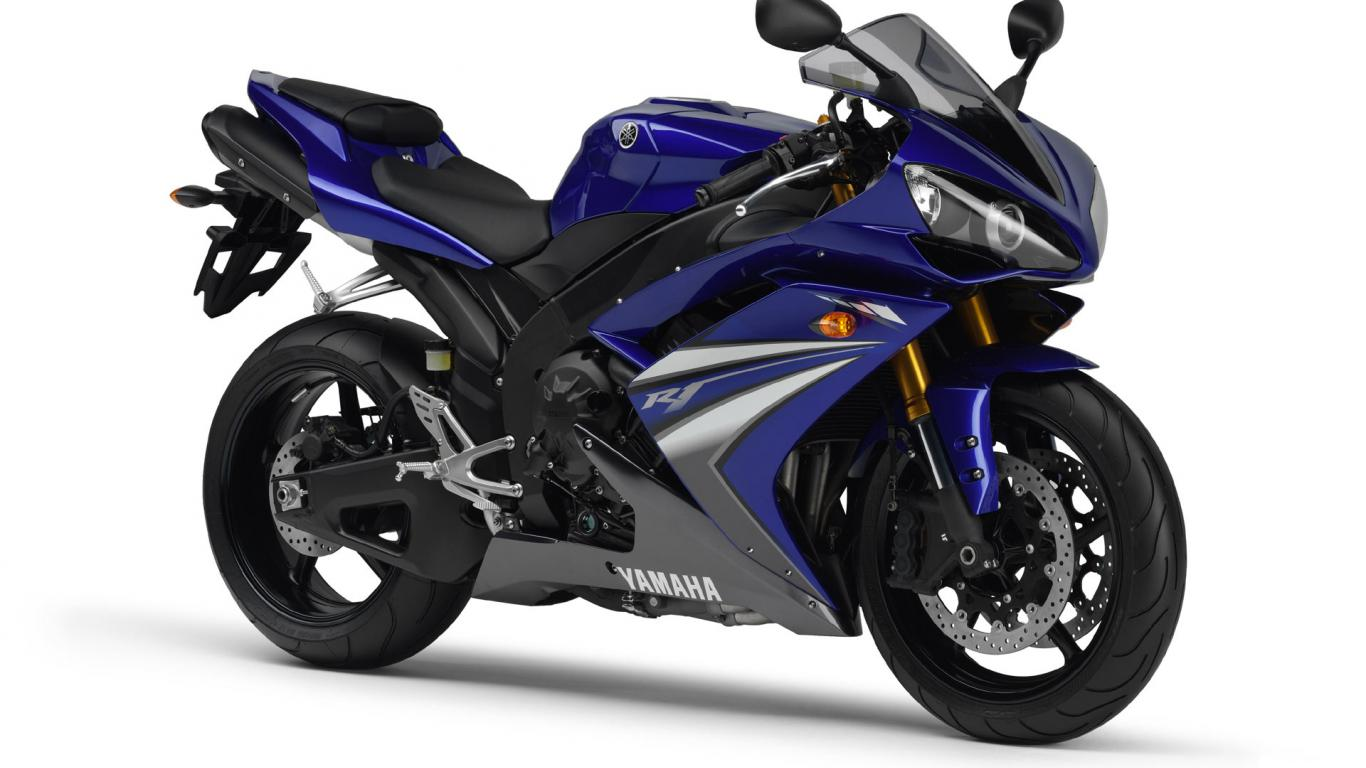 Papercraft imprimible y armable de la Yamaha  YZF-R1. Manualidades a Raudales.