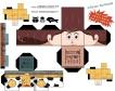 Cubeecraft de Disney. Manualidades a Raudales.